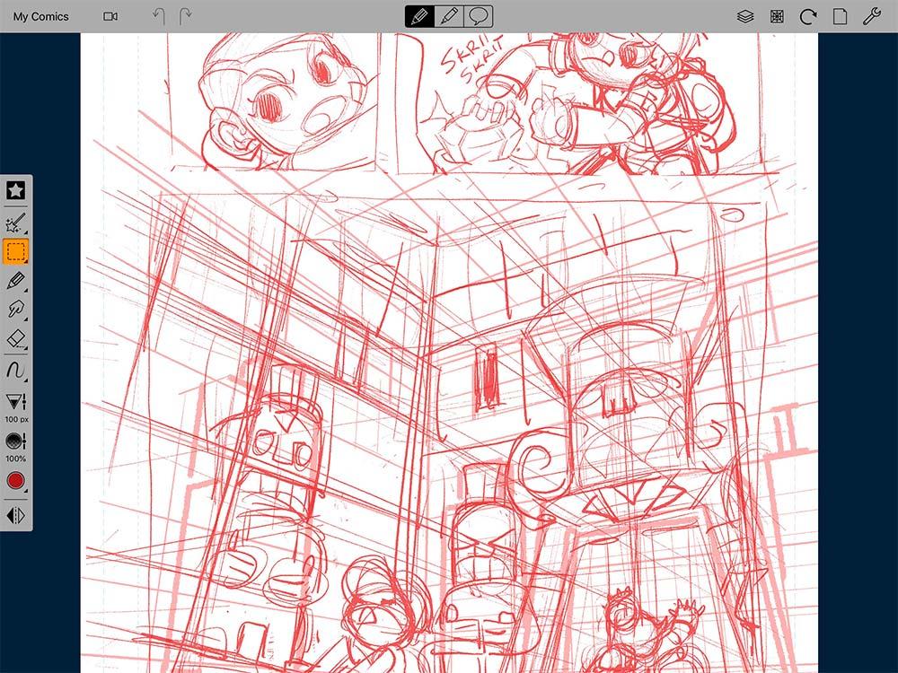 Топ-21: Лучшие приложения для рисования на iPad, рисуем ...